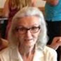 Barbara Mae Wojcik