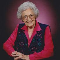 Ava Elizabeth Haddock