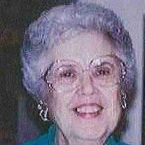 Jeanne Hammett