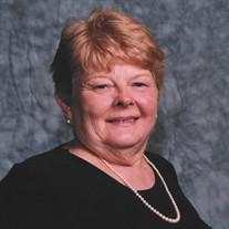 Sylvia Louise Judd