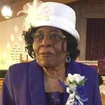 Rev Odelia Johnson