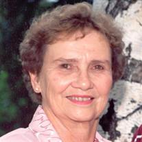 Edna Mae Hedquist Ridge