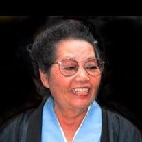 Miyoko Sugiyama Tenorio