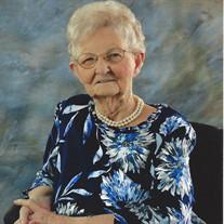 Doris Margaret Boring