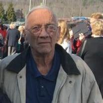 Hubert 'Larry' Morgan