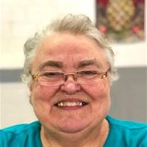 Judy  Cecelia Curtis