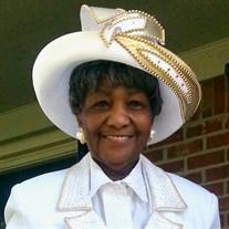 Pastor  June C. Yates