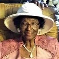 Mrs. Gloria Mae Bowden