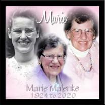 Marie H. Malenke