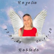 Rogelia Robledo Martinez