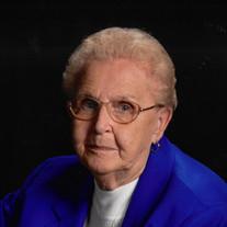 Faynette Arlene Peterson