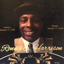 Mr. Ronnie Earl Harrison