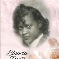 Mrs. Elnoria Peete