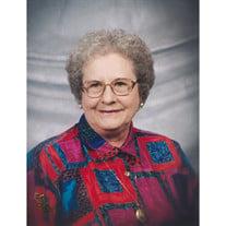 Thelma Ruth McDowell
