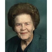 Margaret Elaine Foster
