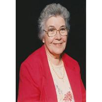Blanche Eudell Biggs