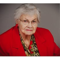 Ethel May Blackwell