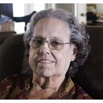 Shirley Maurine Smithhart