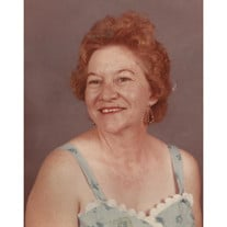 Patricia Gail Boothe