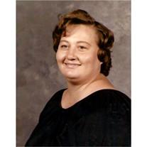 Patsy Ruth Minyard