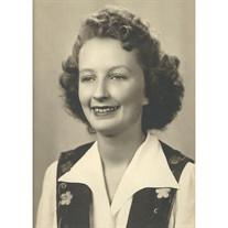 Wilma Aline Jordan