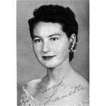 Clara Lanette Barber
