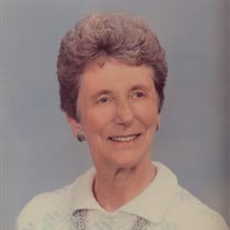 Mary Martha Hays