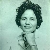 Mrs. Flora Bell Crawford