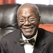 Deacon Robert Lewis Williams Sr.