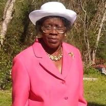 Mrs. Josephine Snyder Geathers