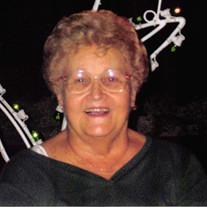 Frances Elizabeth Arnold
