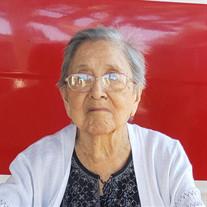 Teodora Martinez Guerrero