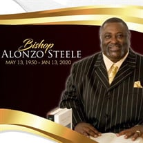BISHOP Alonzo Steele