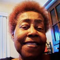 Mrs. Mattie Mae Pringle