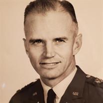 Colonel (Ret) Neal C. Petree,  Jr.
