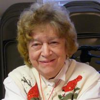 Mary Anna Johnson Gilbert