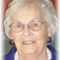 Martha Ellen Burkhart