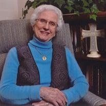 Sister Mary Valentina Sheridan