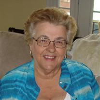 Mrs Audrey Duet Pitre