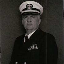 CWO4 Ronald Wayne Caudill USN (Ret.)