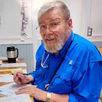 Dr. Merrill H. McGlamery Jr., DVM