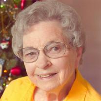 Violet Mae Crowder (Lebanon)