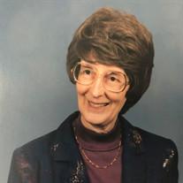 Mrs. Lois Marie Jacobson (nee: Sand)