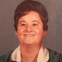 Sylvia Mae Justice