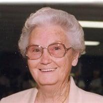 Beulah Christine Simmons Daniel, 95, Collinwood, TN