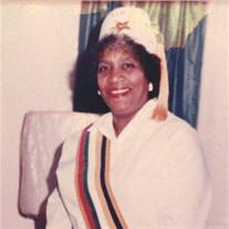 Rita Willis Clark
