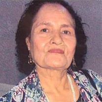 Maria Guadalupe Palafox
