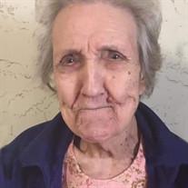 Eula Mae Davis Morris