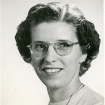 Lois Jean (Bowers) Nader