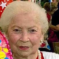 Mrs. Minnie  Elizabeth Harbert